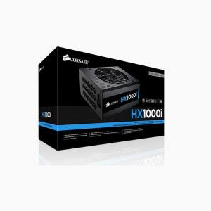 Corsair HXi Series HXi1000 1000W (Platinum Certified)